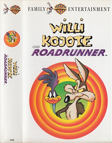 Willi Kojote und Roadrunner [VHS]