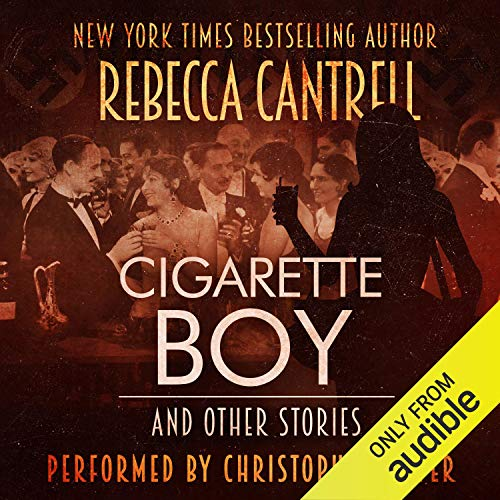 Cigarette Boy and Other Stories cover art