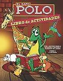 EL SAPO POLO LIBRO DE ACTIVIDADES: muchos juegos, dibujo y coloreado (Spanish Edition)