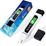 TDS Meter Digital Water Tester, Lxuemlu Professional 3-in-1 TDS,...