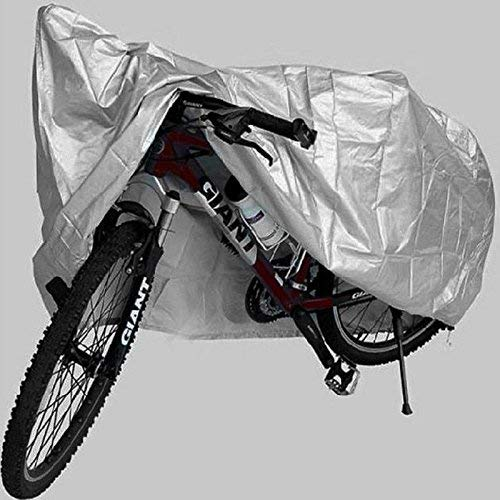 Guance Universal Cycle Cover Cycling Dust Proof Cover (Silver Matty)
