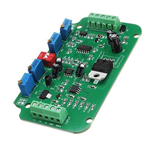 Compatible con Arduino con un Peso convertidor transmisor Tensión Corriente 12V a 24V 4-20MA célula de Carga Sensor Amplificador