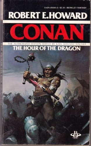 Hour Of The Dragon 0425050432 Book Cover