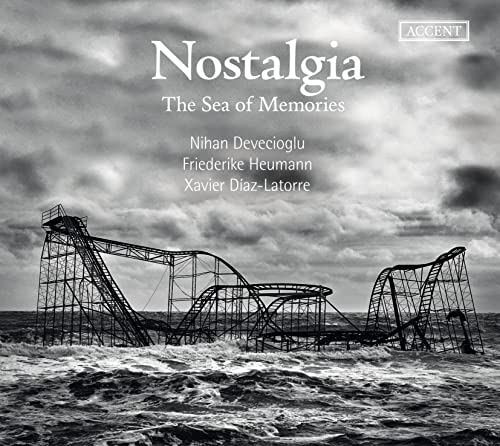Nostalgia - The Sea of Memories - Early-Baroque Music meets Mediterrean traditional songs