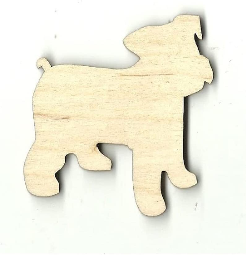 Add a Hole Puppy Dog Ranking integrated 1st place Direct sale of manufacturer - Laser Wood Cut Out Unfinished Craft Shape