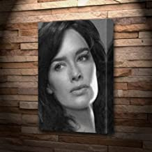 LENA HEADEY - Canvas Print (LARGE A3 - Signed by the Artist) #js007