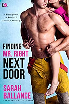 Finding Mr. Right Next Door by [Sarah Ballance]