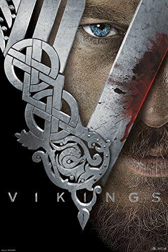 Póster de Vikings - Helmet (60,96 x 91,44 cm)