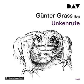 Unkenrufe                   Autor:                                                                                                                                 Günter Grass                               Sprecher:                                                                                                                                 Günter Grass                      Spieldauer: 9 Std. und 4 Min.     1 Bewertung     Gesamt 3,0