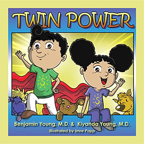 Twin Power: Our bond is our greatest strength (English Edition)