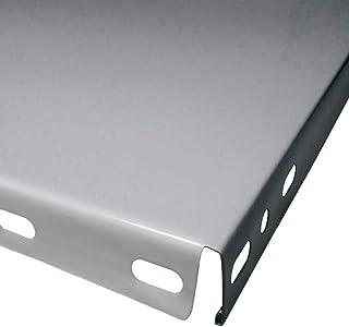 Balda Gris Estantería Para montaje con Tornillos (Tornillos no incluidos De Venta en nuestra tienda). Ancho 500 x Fondo 300 mm. 6 unidades.