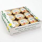 Iberitos - Monodosis de Tomate Natural con Aceite Virgen Extra - 18 Unidades x 22 Gramos