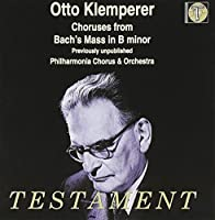 Choruses From Bach's Mass in B Minor (1998-09-01)