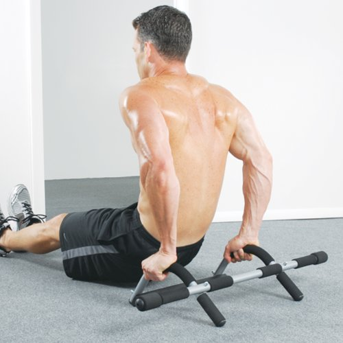 Product Image 9: Iron Gym Total Upper Body Workout Bar