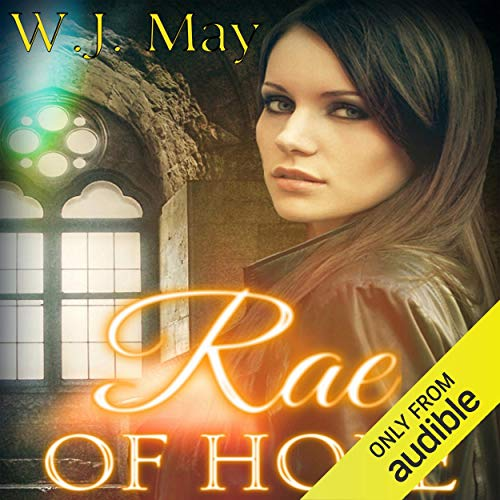Rae of Hope audiobook cover art