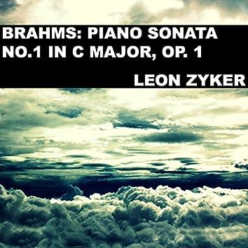 Brahms: Piano Sonata No.1 in C Major, Op. 1