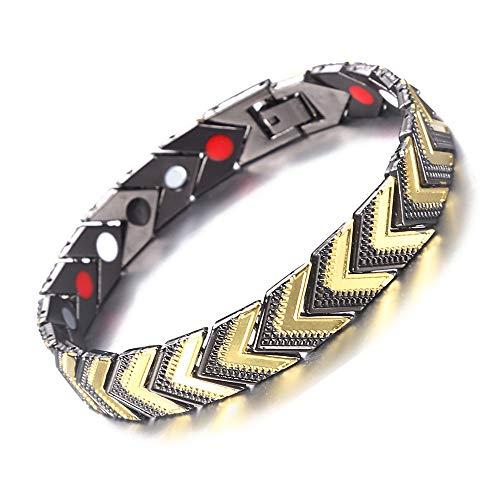 Magnetic Bracelets, Magnetic Bracelet Pure Copper Magnetic Bracelets, Adjustable Magnetic Therapy Bracelet, Carpal Pain Relief Magnetic Therapy Bracelets, Magnet Physical Therapy Bracelet