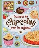 Desserts au chocolat pour les petits