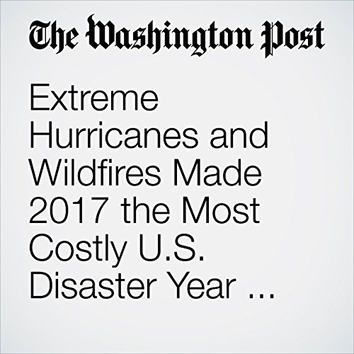 Extreme Hurricanes and Wildfires Made 2017 the Most Costly U.S. Disaster Year on Record copertina