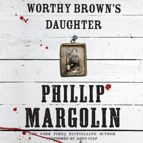 Worthy Brown's Daughter audiobook cover art