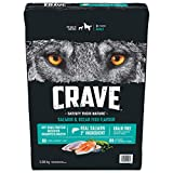 Crave Dry Food for Dogs - Salmon & Ocean Fish - 9.98kg