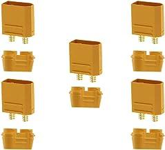 ibasenice 5 Sets XT90H Mannelijke Vrouwelijke Batterij Connector Plug Met Schede Behuizing Voor Lipo Batterij