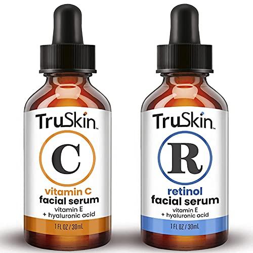 TruSkin Day-Night Anti Aging Duo, R…