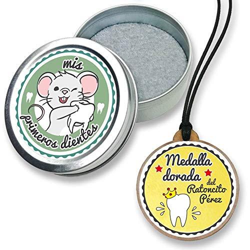 FANS & Friends Caja para dientes de leche con medalla