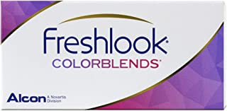 Freshlook Colorblends Amethyst Powerless - 2 Lens Pack
