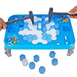 DR.DUDU Ice Breaker Game Save Penguin On Ice Block Family Funny Game Penguin Trap Activate Game