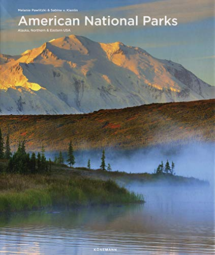 American National Parks 1 - Alaska,Nothern & Eastern USA (Spectacular Places)
