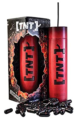 TNT Strong to the Core Fat Burner - Pack of 120 from TNT Strong to the Core