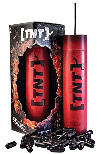 TNT Strong to the Core Fat Burner - Pack of 120