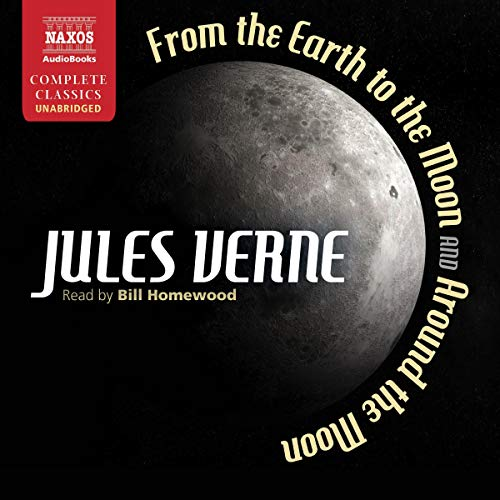 From the Earth to the Moon and Around the Moon cover art