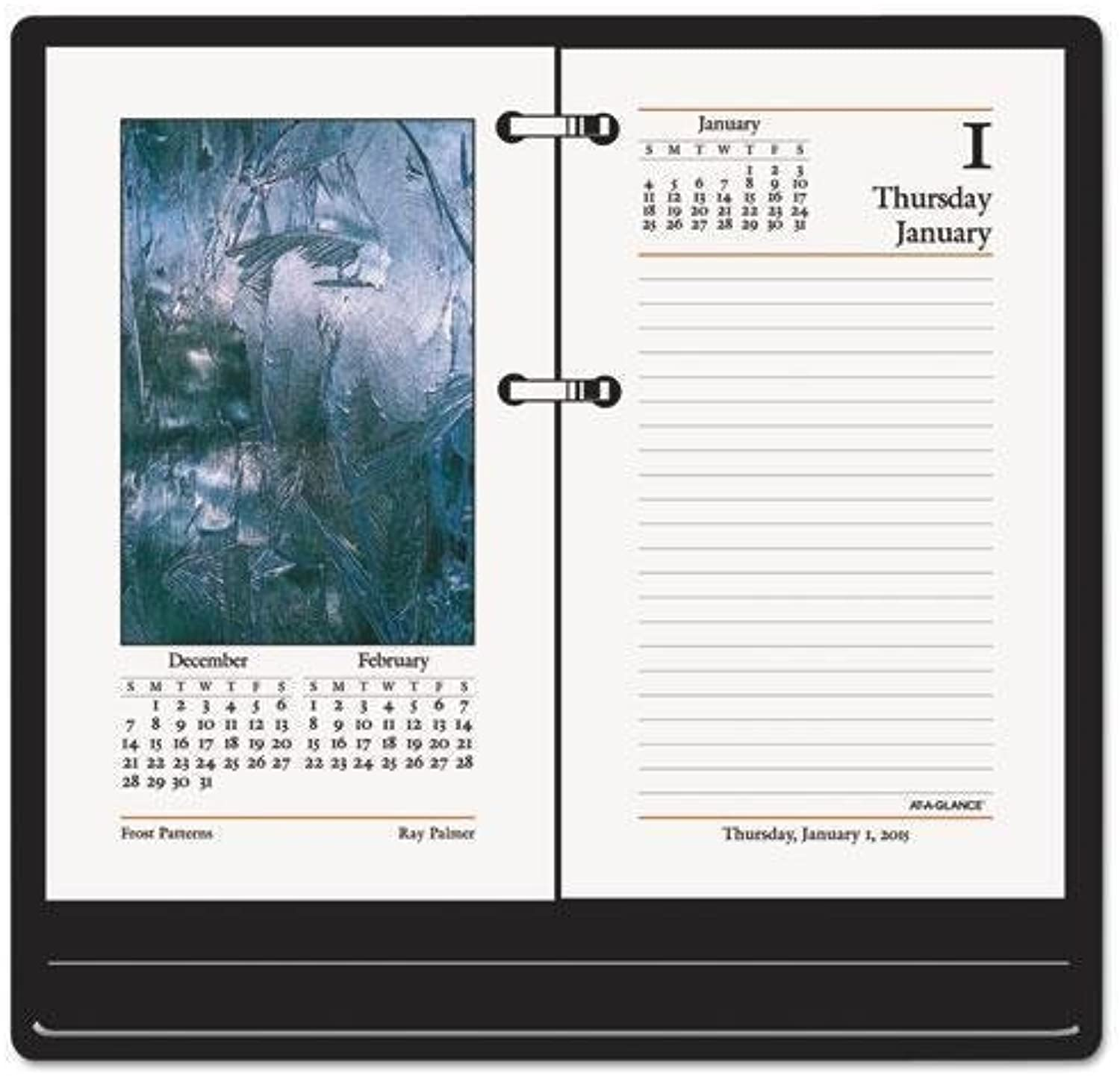 AAGE41750 - - - At-A-Glance Photographic Desk Calendar Refill by At-A-Glance B018REI0KC | Internationale Wahl