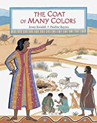 The Coat of Many Colors Book for children