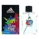 Adidas Team Five Agua de Tocador para Hombres 100 ml