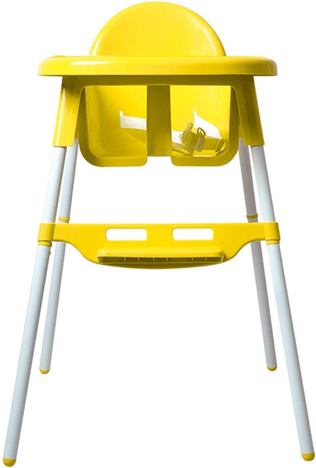 JZX Baby High Chair, Dinette, Large Multi-Functional Adjustable Plastic Multifunctional Chair