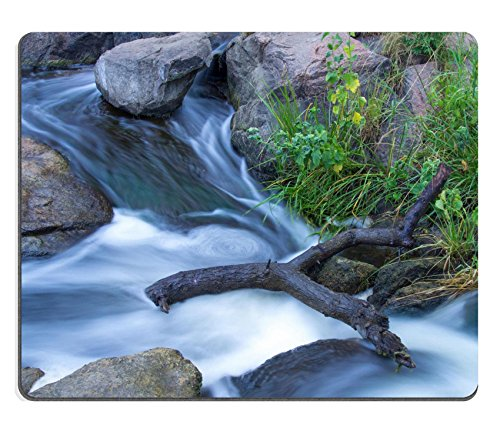 luxlady Caucho Natural Gaming Alfombrillas de piedras en río imagen ID 26450663