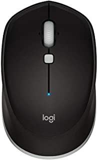 Logitech M337 Bluetooth Compact Mouse (Black)