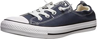 Converse Women's Chuck Taylor Shoreline Slip Casual Shoe Navy- 6 B(M) US