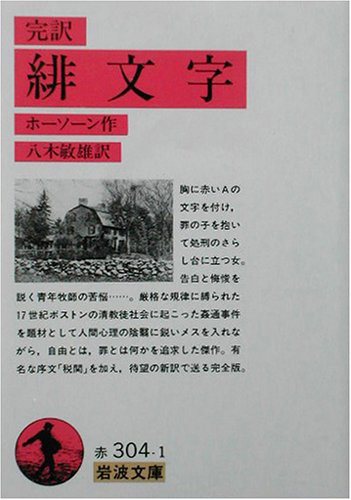 完訳 緋文字 (岩波文庫)