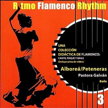 Ritmo Flamenco Rhythm 3: Alboreá/Peteneras