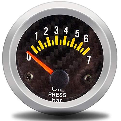 GYW-YW PSI de Refuerzo de Barra de Acoplamiento/vacío/Temperatura de la Temperatura del Agua/Aceite/Aceite/Metro Volt/tacómetro RPM del automóvil tacómetro Soporte del Instrumento Cuenta d