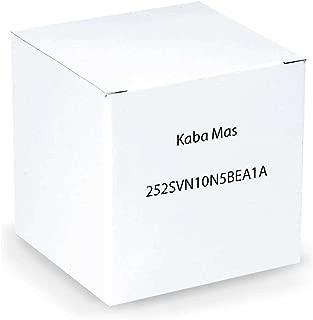 Kaba Mas Auditcon 2 Series Model 252 Vertical Electronic Lock (Dead Bolt)