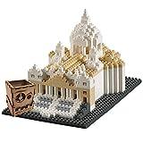Ecommur Puzzle 3D de la Basílica de San Pedro - Puzzles 3D y maquetas Pra niños de 7 años en adelante
