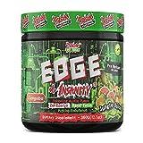 New Perfect Powders with Zengaba Energy Feel Good Focus #1 Strongest PWO Psycho Pharma Edge of Insanity - Most Intense Workout Powder, Focus & 8G Citrulline Pumps - 360 Gram (Jungle Juice)