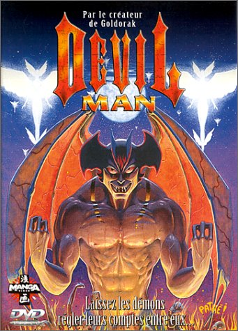 Devil Man - Vol.1&2