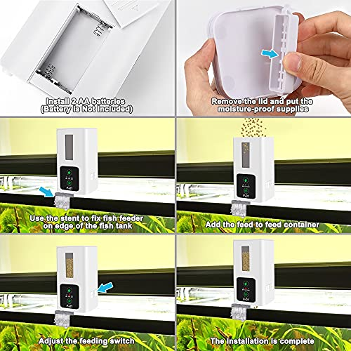 Yideng Comederos automáticos