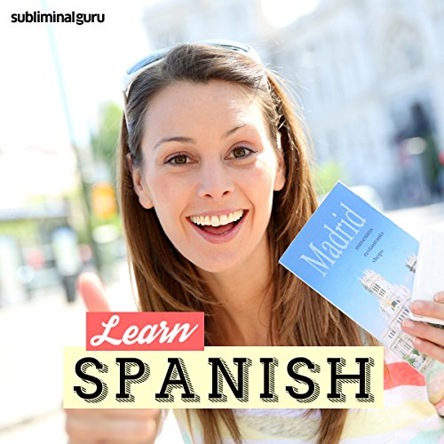 Learn Spanish cover art